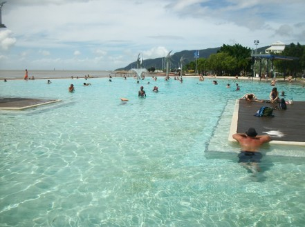 Cairns Lagoon via Photnart
