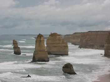 The Twelve Apostles via Ashup