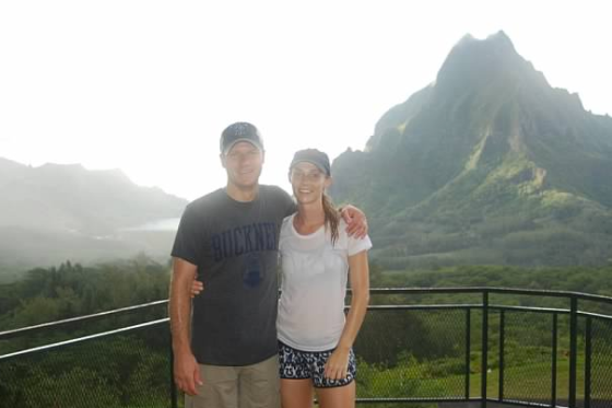 Hiking in Moorea