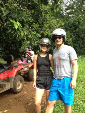 ATV Tour Tahiti