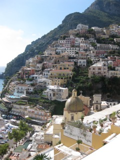 Balcony View Positano
