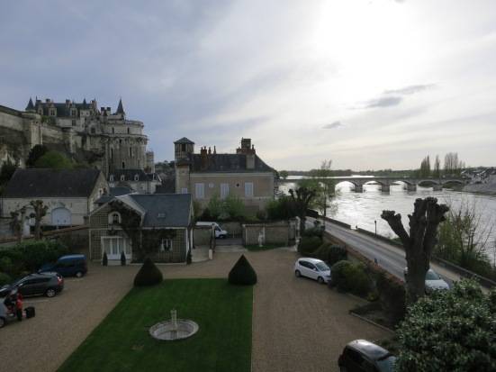 Loire valley and Amboise Chateau