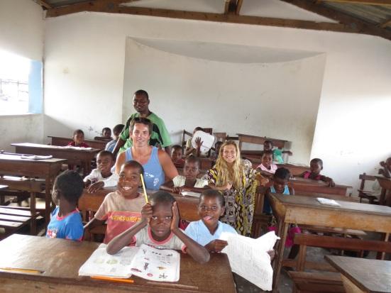 Benguerra Island School