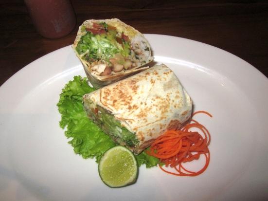 Balinese Burrito