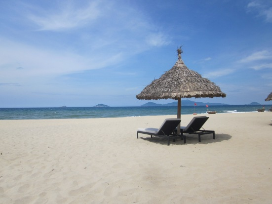 Private Beach in Hoi An