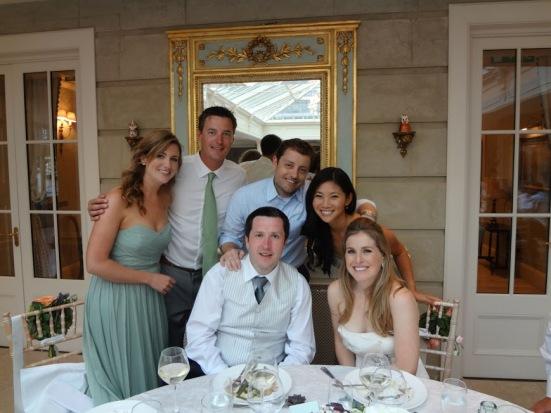 Tankerstown Wedding