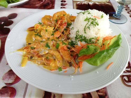 Tahitian food