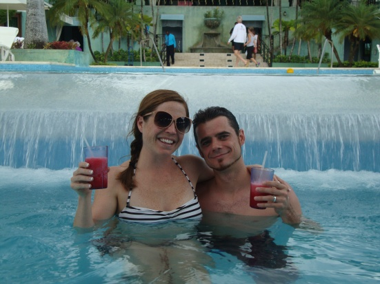 Jamaica honeymoon