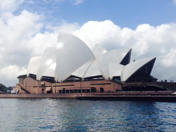 Sydney honeymoon