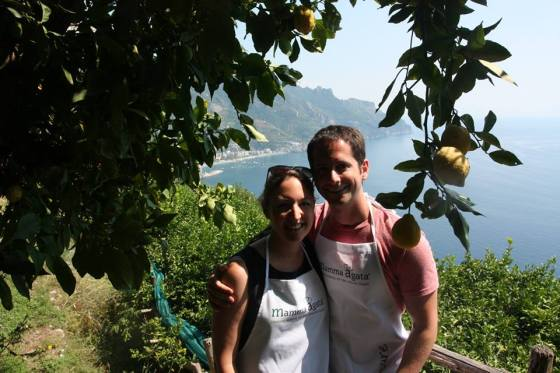 Ravello honeymoon