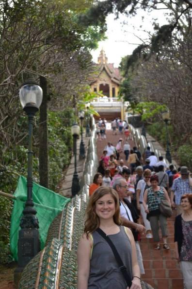 Chiang Mai Mountain Temple