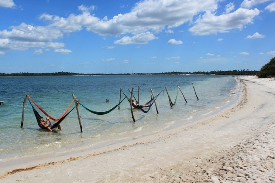 Paradise Lagoon in Jericoacoara: photo credit Jonathan Hood