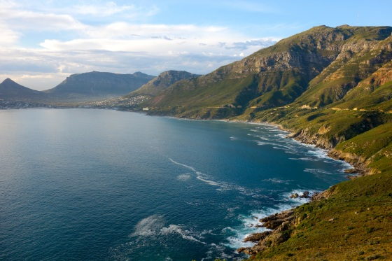 Beautiful view of Hout Bay