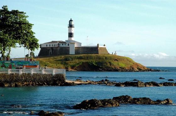 Bahia Lighthouse: photo credit Jota Freitas