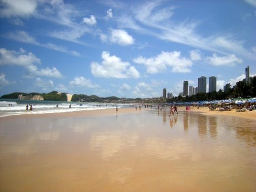 Praia de Ponta Negra: photo credit Leandro Neumann Ciuffo
