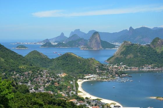 Gorgeous Rio de Janeiro: photo credit Rodrigo Soldon