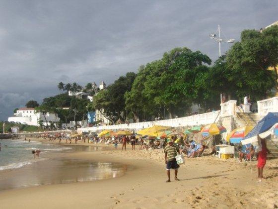 Praia Porto da Barra