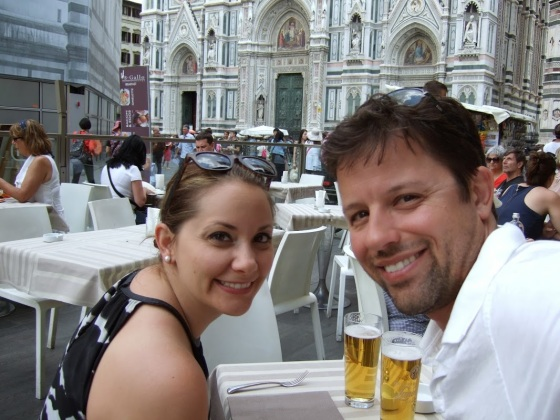 Duomo lunch