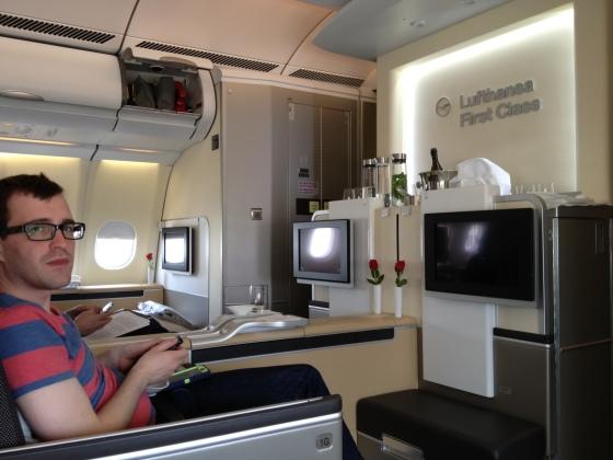 first class honeymoon