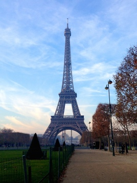 Eiffel Tower day