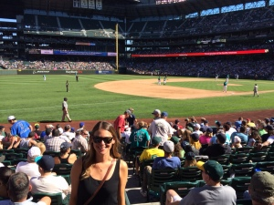 Safeco Field - Go A's!