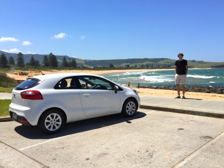 Quick stop in Gerringong