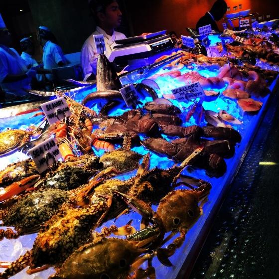 Sri Lanka seafood