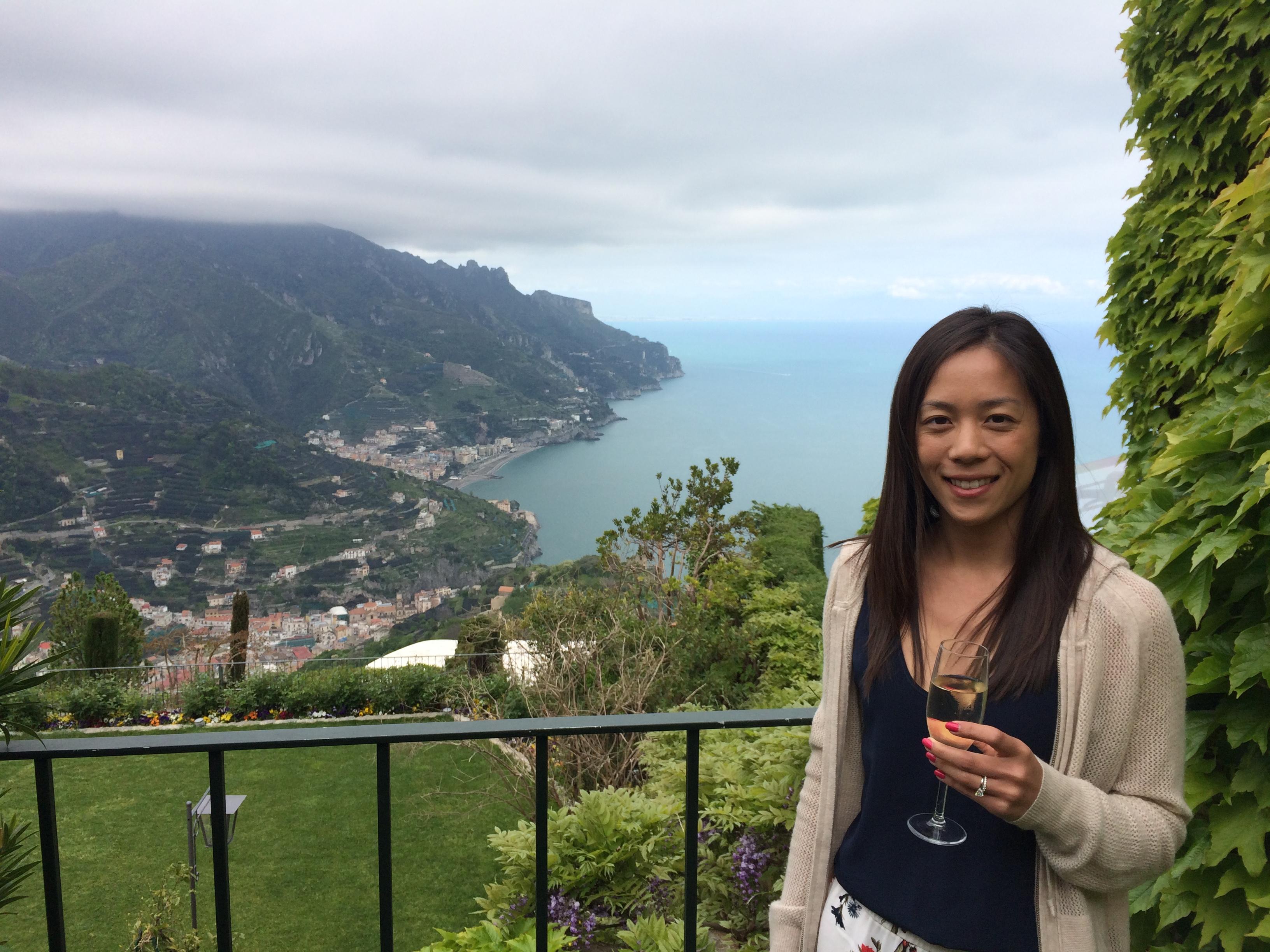 Real Honeymoon: Italy | Peonies to Palm Trees