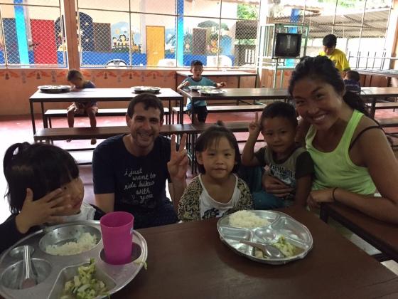 chiang mai orphanage